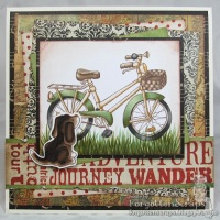 Bicycle & Puppy Additions