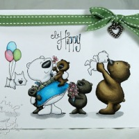 Bumble Bear Family