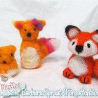 Dimensions Craft Fox
