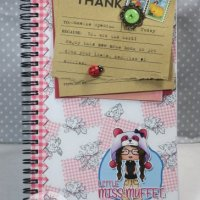 Miss Muffet Note Book
