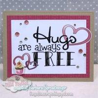 Hugs are Always Free Sentiment